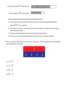 BUNDLE 3rd Grade Math Quick Assessments - ALL Readiness Standards (TEKS)
