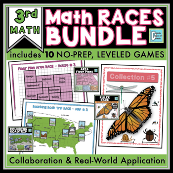 3rd Grade Game Bundle