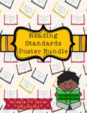 3rd Grade Reading Anchor Charts Poster Bundle