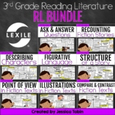 Reading: Literature- 3rd Grade Reading Bundle