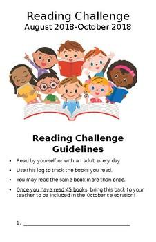 3rd Grade Reading Challenge