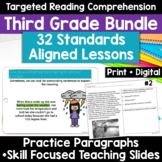 3rd Grade Reading Comprehension Lessons -Google Classroom
