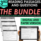 3rd Grade Reading Comprehension Passages Google Classroom
