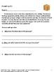 Reading  Comprehension 3rd Grade Task Cards