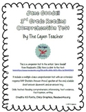 3rd Grade Reading Comprehension Test JANE GOODALL (Readworks)
