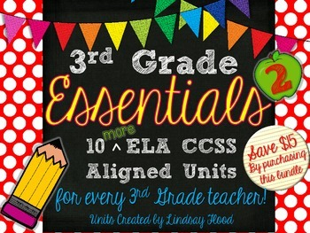 3rd Grade Reading Essentials - 2