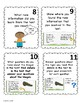 3rd Grade Reading Informational Task Cards-Common Core Aligned