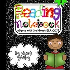 3rd Grade Reading Interactive Notebook (aligned with the Common Core)