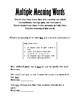 3rd Grade Reading Journal Bundle