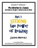 3rd Grade Reading Module 1 Printables:  Unit 1