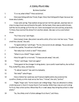 3rd Grade Reading PARCC/AIR Practice #3