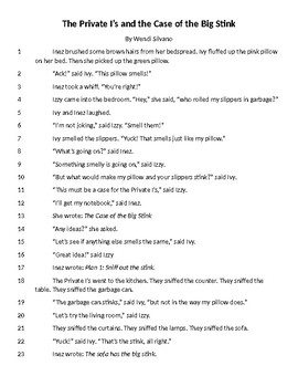 3rd Grade Reading PARCC/AIR Practice #5