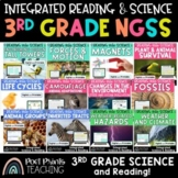 3rd Grade Reading Passages and STEM
