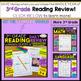 3rd Grade Reading Review | Homework or Morning Work FREE