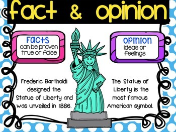 Reading Street 3rd Grade 2013 Focus Wall Posters Unit 6 Week 1 Statue of Liberty