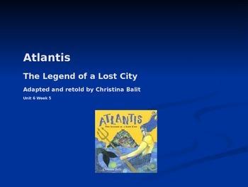 3rd Grade Reading Street Atlantis Vocab Power Point