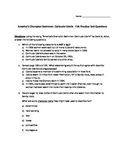 3rd Grade Reading Street FSA Practice Questions for Unit 4.4