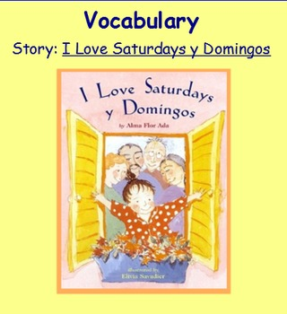 3rd Grade, Reading Street, I Love Saturdays, Vocab SmartBo