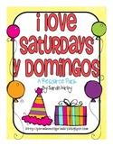 I Love Saturdays y domingos Resource Pack