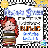 Reading Street 3rd Grade Interactive Notebook BUNDLE Unit 1-6