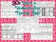 Reading Street 3rd Grade Interactive Notebook BUNDLE Unit 1-6