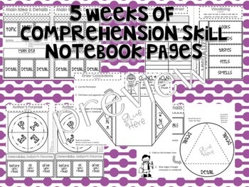 Reading Street 3rd Grade Interactive Notebook Unit 2