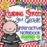 Reading Street 3rd Grade Interactive Notebook Unit 2