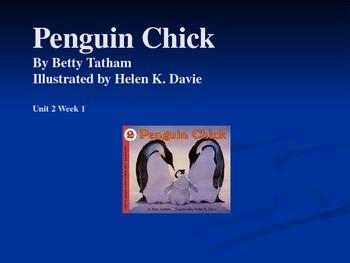3rd Grade Reading Street Penguin Chick Vocab Power Point