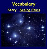 3rd Grade, Reading Street, Seeing Stars Vocabulary SmartBo