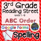 3rd Grade Reading Street   Spelling   ABC Order   Google F