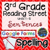 3rd Grade Reading Street   Spelling Sentences   Google For