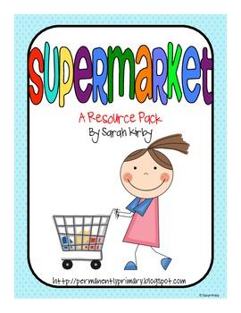 Supermarket Resource Pack