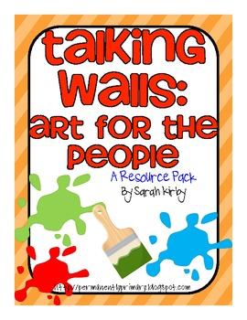 Talking Walls Resource Pack