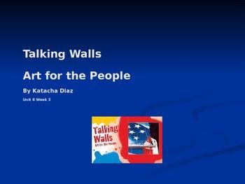 3rd Grade Reading Street Talking Walls Vocab Power Point