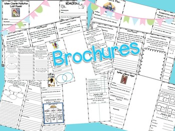 3rd Grade Reading Street Unit 1 Bundle: Study Guides, Focus Walls, Brochures