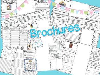 3rd Grade Reading Street Unit 1 Bundle: Study Guides, Focu