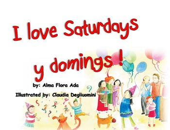 3rd Grade Reading Street Unit 5 Week 2 Focus Wall: I Love Saturdays y domingos