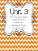 3rd Grade Reading Street Unit Cover Pages