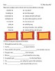 3rd Grade Reading Street Vocab worksheets