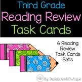 3rd Grade Reading Task Cards: 6 Different Reading Skills