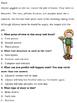 3rd Grade Reading Test Prep: Fall Themed