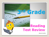 3rd Grade Reading Test Review - SOLs