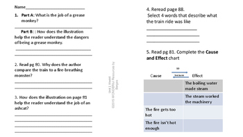 3rd Grade Reading Wonders Comprehension Worksheet Unit 1 W