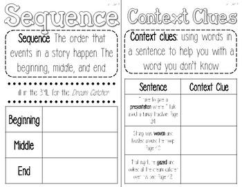 3rd Grade Reading Wonders Interactive Notebook-Unit 1