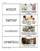 3rd Grade Reading Wonders Vocabulary Cards With Pictures Unit 5