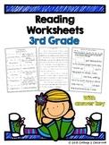 3rd Grade Reading Worksheets