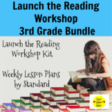 Reading Workshop Common Core Standards Bundle for 3rd Grade