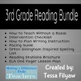 3rd Grade Reading Bundle