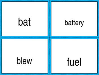 3rd Grade Reading street Word wall Unit 1