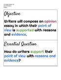 3rd Grade Ready Gen  Objectives and Essential Questions wi